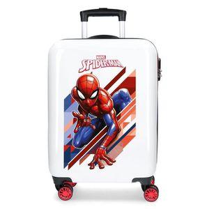 VALISE - BAGAGE Spiderman  Bagage Enfant, 55 cm, 33 liters, Multic