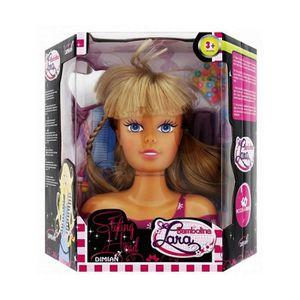 TÊTE À COIFFER Tete a coiffer 40 accessoires jouet fille coiffure