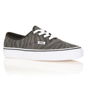 CHAUSSURES MULTISPORT VANS Chaussures Authentic Suede Zebra Homme