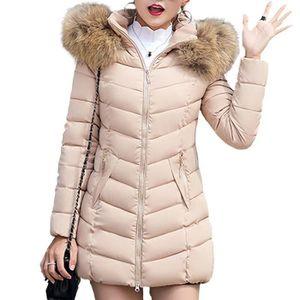 Manteau femme beige - Achat   Vente Manteau femme beige pas cher ... ee02536909e
