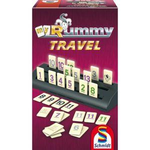 JEU SOCIÉTÉ - PLATEAU SCHMIDT AND SPIELE Jeu de société - MyRummy Travel
