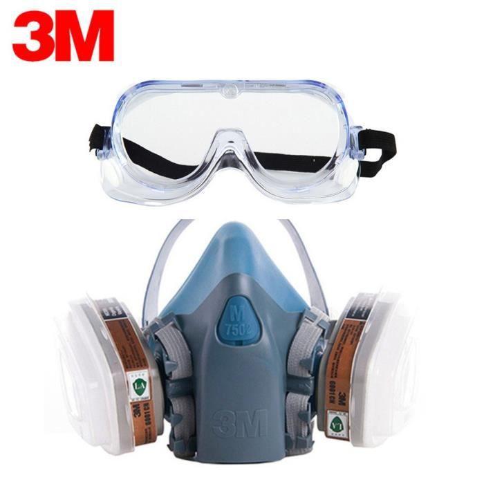 masque anti incendie