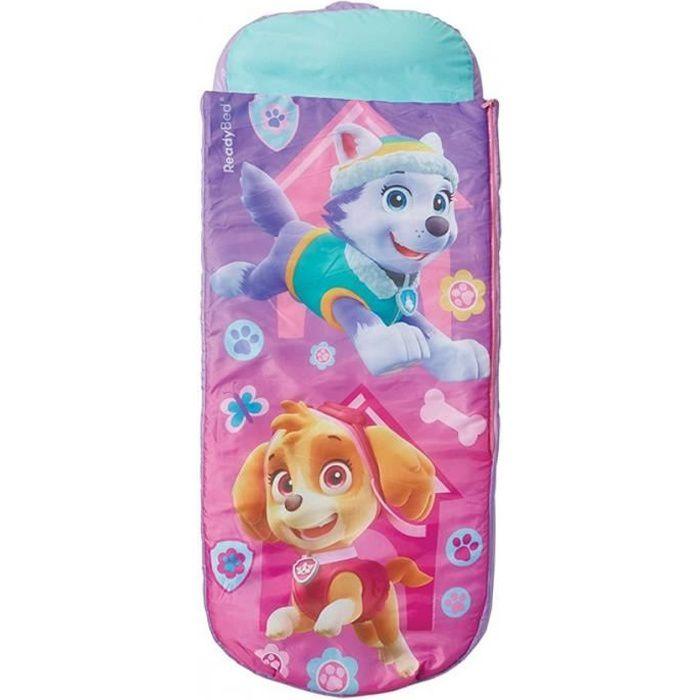 PAT PATROUILLE - Lit junior ReadyBed - lit d'appoint pour enfants avec couette intégrée