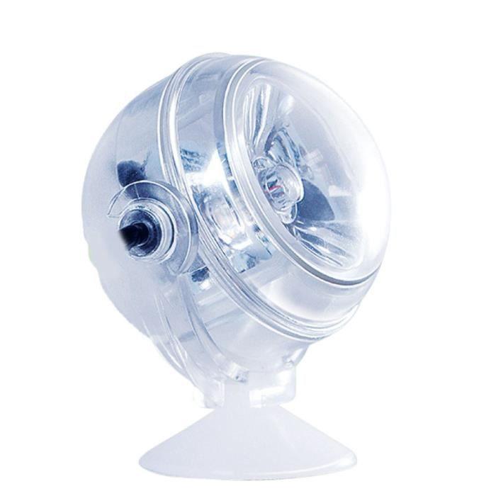 Lumière Aquarium Led Étanche Lampe D'aquarium Submersible Sous-marine Extérieure Mn405