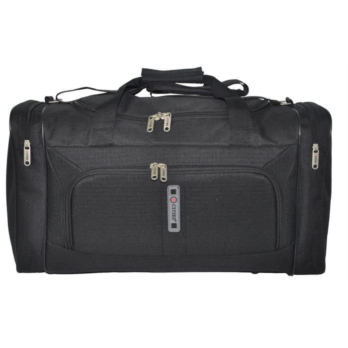sac fourre tout pour sport voyage bagage main l ger pour. Black Bedroom Furniture Sets. Home Design Ideas