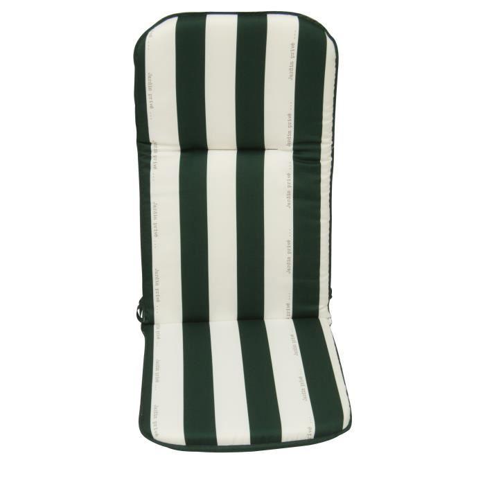 coussin pour fauteuil de jardin achat vente pas cher. Black Bedroom Furniture Sets. Home Design Ideas