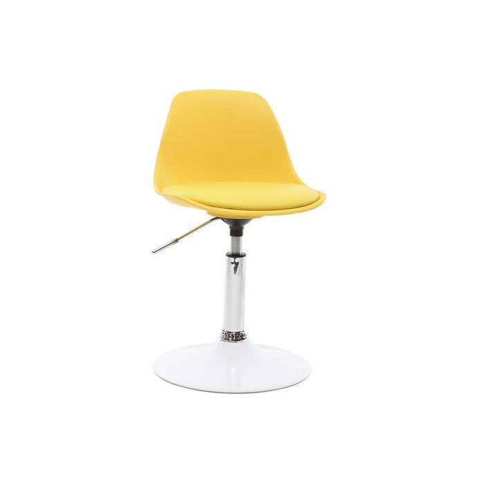 Steevy Jaune Enfant Chaise De Bureau Design Miliboo qSjpLUGzMV