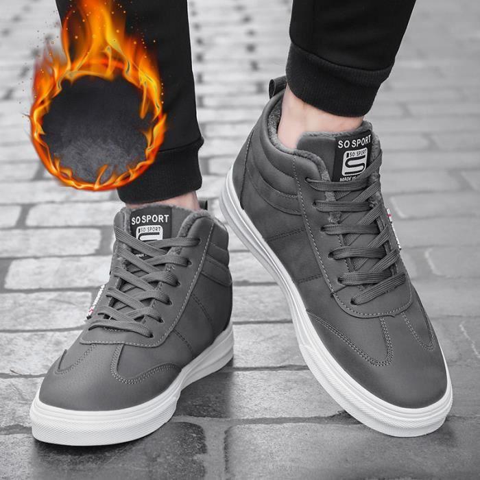 Nouvelle Sneaker Confortable 2018 Garde Mode Arrivee Chaud Au Chaussures Nouvelle Homme ZwZrISnq5