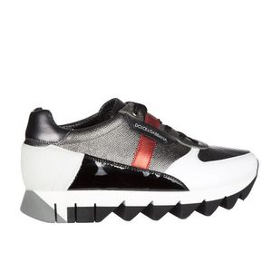 Chaussures baskets sneakers homme en coton brooklyn strobel Dolce&Gabbana 2EbHxy2EvG