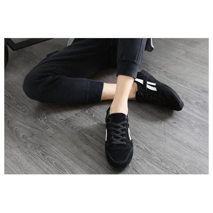Basket Chaussures de sport respirant pour hommes chaussures décontractées