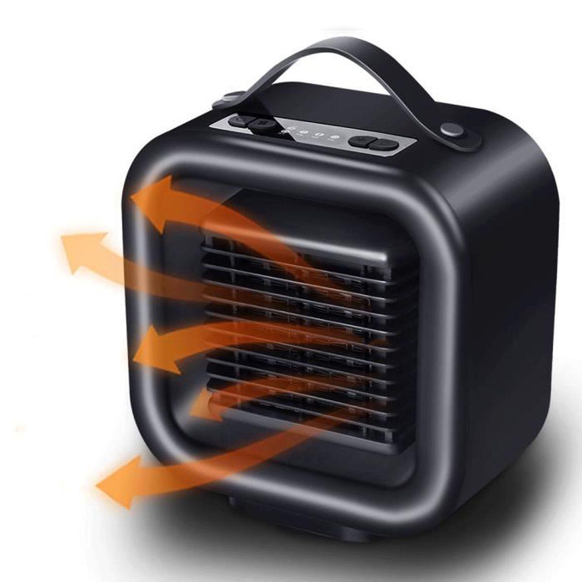 Radiateur Chauffage électrique Air Soufflant Ventilateur Chauffe