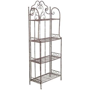 etagere murale en fer forge achat vente etagere murale. Black Bedroom Furniture Sets. Home Design Ideas