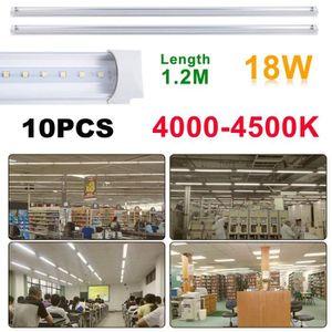AMPOULE - LED 10X Tube LED Pro 18W (36W)  85V-265V T8 1650lm Bla