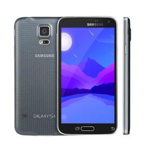 TELEPHONE PORTABLE RECONDITIONNÉ Samsung Galaxy S5 16g+2g NOIR