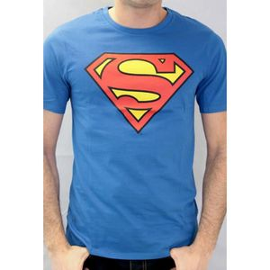 Superman Achat T O8n0nkwpx Pas Shirt Vente Homme HYbeD2WE9I
