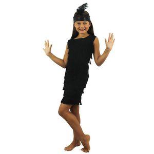 DÉGUISEMENT - PANOPLIE Costume noir vintage pour enfant avec cette tenue