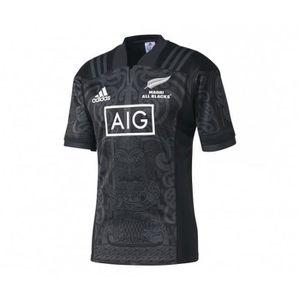 MAILLOT DE RUGBY Nouveau Maillot Adidas All Blacks MAORI 2017-2018