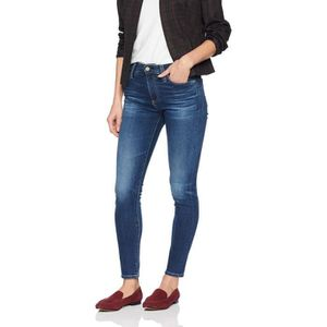DERBY Women's Farrah High-rise Skinny Ankle POMFA Taille