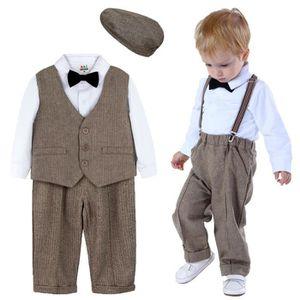 COSTUME - TAILLEUR Vêtements Bébés Garçons Ensemble BaptêmeMariage S