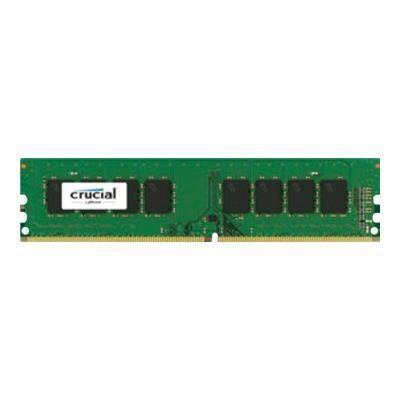 CRUCIAL Mémoire PC UDIMM - 8Go - DDR4 2400MEMOIRE PC - PORTABLE