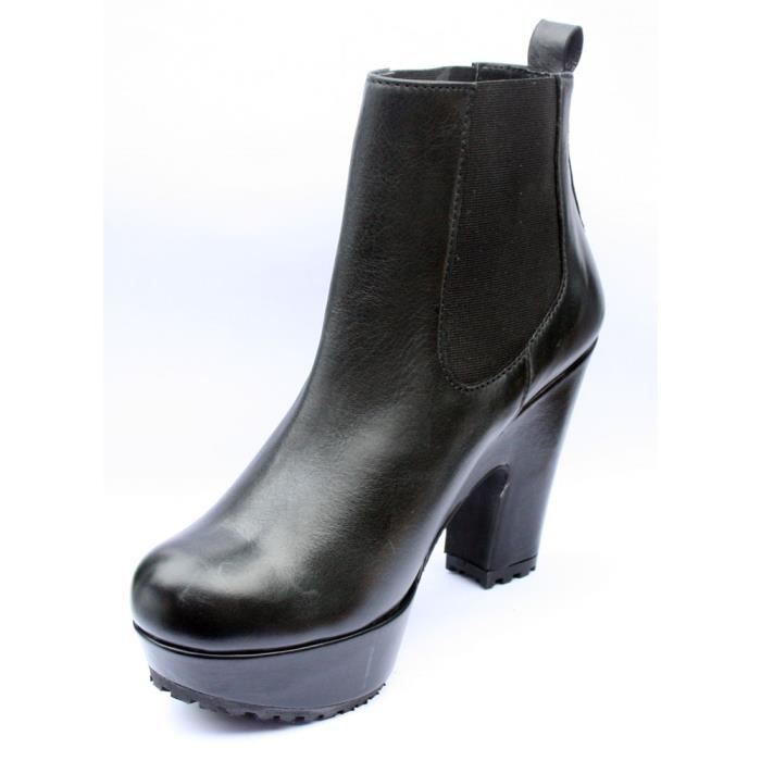 CHAUSSURES LOW BOOTS BOTTINES 41