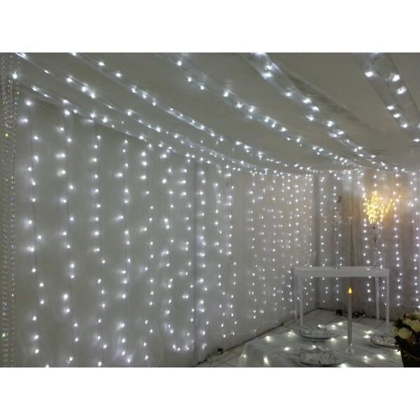 rideau lumineux programable achat vente rideau lumineux programable cdiscount. Black Bedroom Furniture Sets. Home Design Ideas