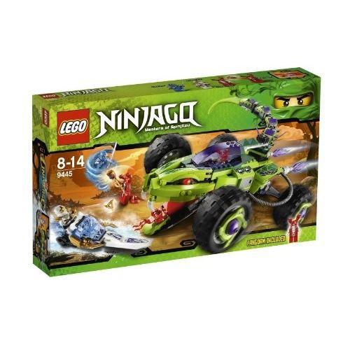 Jeu Construc Ninjago 9445 Lego Playthème De 6ybf7Ygv
