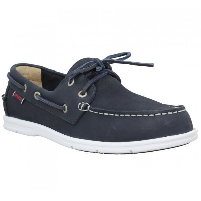 SEBAGO Chaussures Bateau - Homme - Marine Marine - Achat   Vente ... 9d207575647c