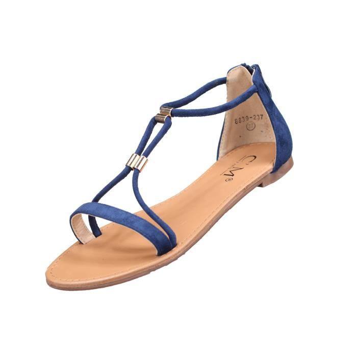 Sandale C M 8839-237 Blue