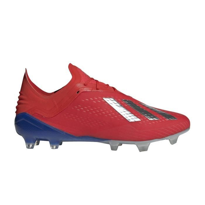 Cher Fg Adidas 18 1 Pas Chaussures Football Cdiscount X Rouge Prix fgby76