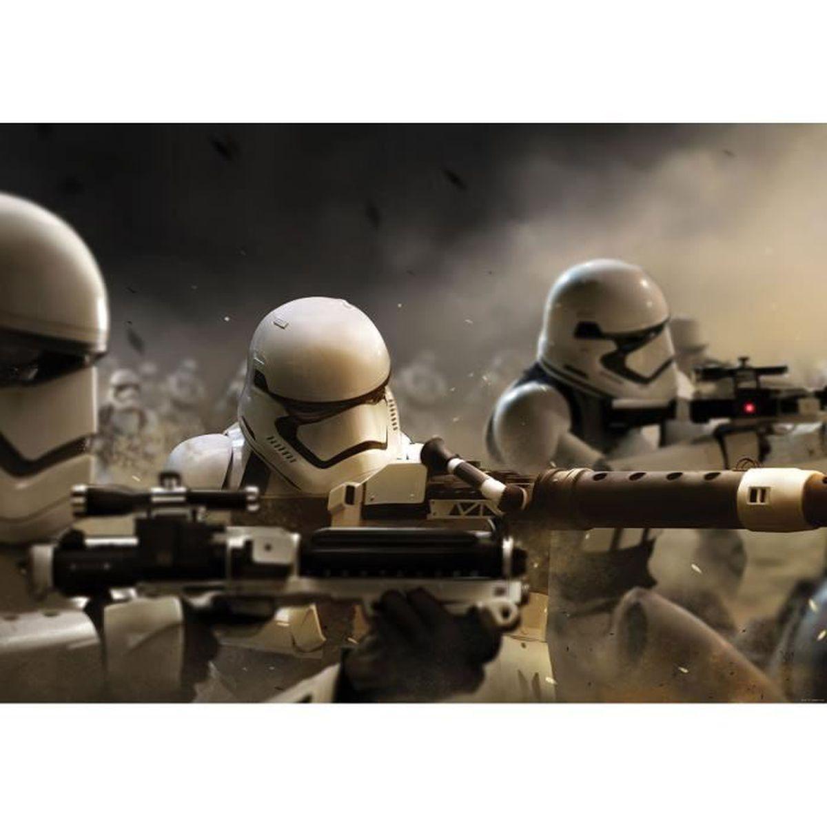 papier peint star wars troopers 104 x 152,5 cm – fresque murale