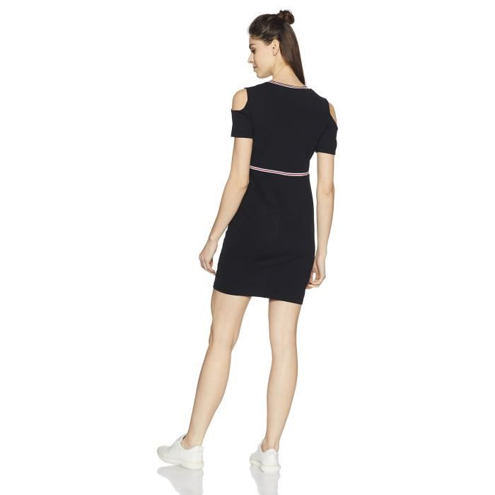 Robe moulante Femmes T40HE Taille-36