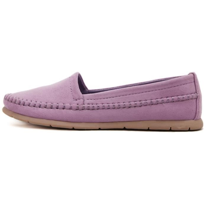 3mid0v Lace Colorful Taille Fermeture 38 1 Sneaker Mocassins Premier Casual Mules 2 Chaussures Mode Moccasin amp; Flat Velvet OwYCdC