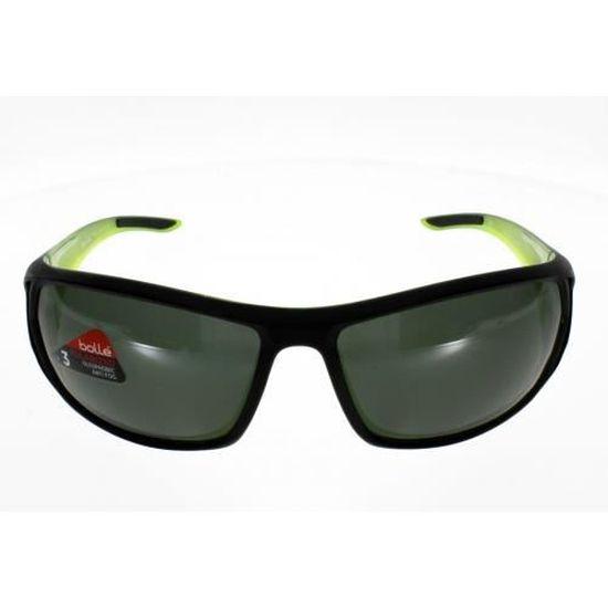 6fc04f72f156c BOLLE BLACKTAIL Noir Mat avec verres polarisés Homme Indice 3 avec  traitement anti-buée   oléophobe - Achat   Vente lunettes de soleil Homme  Adulte Noir ...