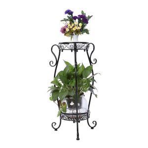 Etagere De Pots De Fleurs Plantes En Metal Stand Presentoir Jardin 4