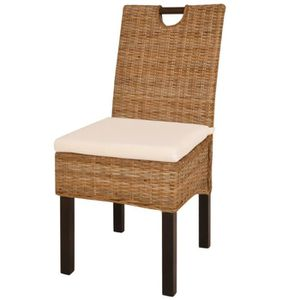Chaise kubu achat vente chaise kubu pas cher cyber for Chaise zons