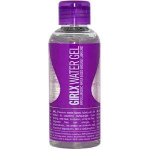 LUBRIFIANT Lubrifiant à base d'eau, girlx water gel