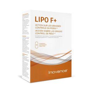 COMPLÉMENT MINCEUR INOVANCE LIPO F+ 90 COMPRIMES