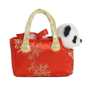 JETÉE DE LIT - BOUTIS Aurora Porte-Panda monde Fancy Pals Pet SF1V5
