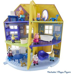 FIGURINE - PERSONNAGE Peppa Pig Peppa Family Home Playset