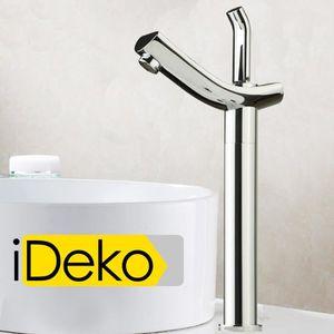ROBINETTERIE SDB iDeko® Robinet Mitigeur lavabo vasque cascade haut