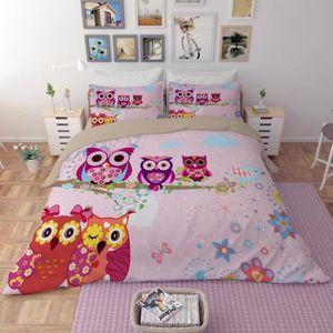 parure de lit couple achat vente pas cher. Black Bedroom Furniture Sets. Home Design Ideas