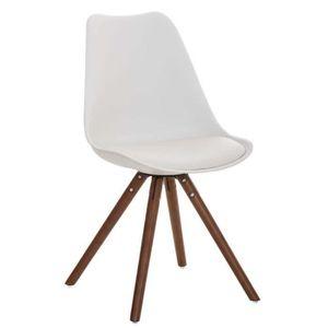 chaises bois plastique en solde