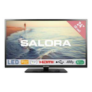 Téléviseur LED Salora 24HDB5005 Classe 24