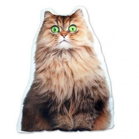 79ba7cd7b4e Coussin Forme Chat Persan - Achat   Vente coussin - Cdiscount