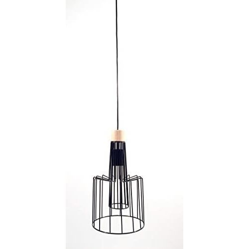 Suspension Éclairage Au Porte E27moa Métallique Plafond Moderne Suspendu Lampe En Fil De JK1uc3lTF5