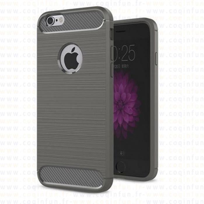 coque iphone 6 en carbone