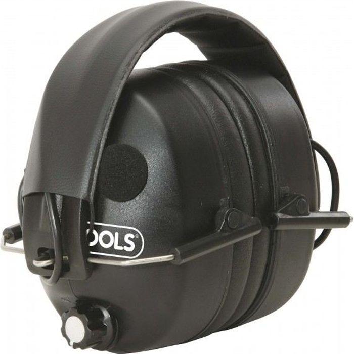 casque anti bruits l ctronique ks tools achat vente casque anti bruit casque anti bruits. Black Bedroom Furniture Sets. Home Design Ideas