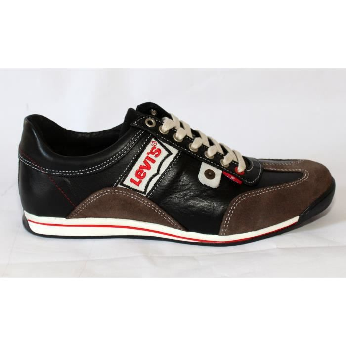 Chaussures Tout Multicolore Levi's 42 Homme Mode Neuves T Cuir tsdrhQ