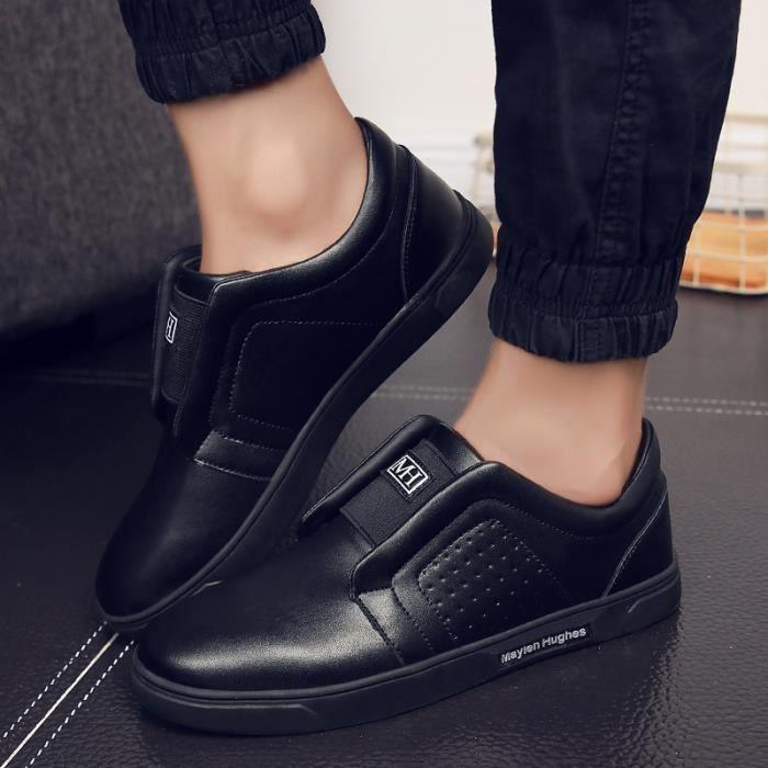 Automne - hiver Chaussures Mode homme doux Chaussures Confortables Mocassins